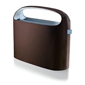 Belkin Laptop Hideaway (Chocolate/Tourmaline)