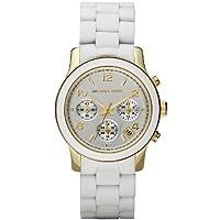 Michael Kors Womens MK5145 - Runway Chronograph