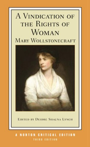 Mary Wollstonecraft Vindication