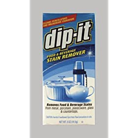 Dip-It Food & Beverage Stain Remover: 5 OZ