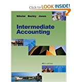 img - for Intermediate Accounting By Jefferson P. Jones, Loren A. Nikolai (11th Edition, Hardcover) book / textbook / text book