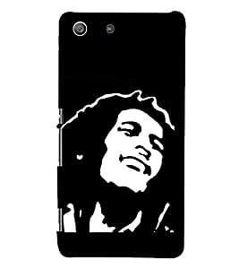 PRINTSHOPPII MUSIC PERSONLATIES Back Case Cover for Sony Xperia M5 Dual E5633 E5643 E5663:: Sony Xperia M5 E5603 E5606 E5653