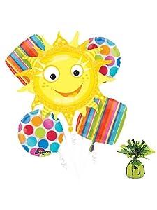 Polka Dot Party Balloon Kit