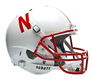 NCAA Nebraska Cornhuskers Replica XP Helmet by Schutt