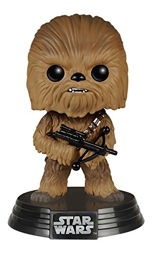 Pop! Star Wars : Chewbacca