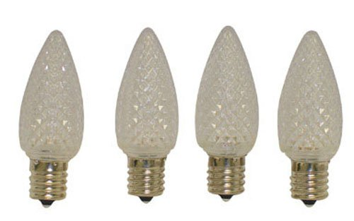Celebrations Led Replacement Bulb White 25 Count
