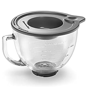 Amazon Com Kitchenaid K5gb 5 Qt Tilt Head Glass Bowl