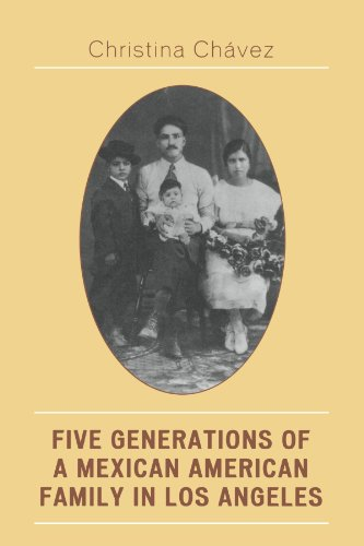 Five Generations of a Mexican American Family in Los...
