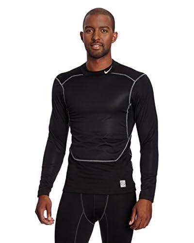 Nike Longsleeve Pro Combat Hyperwarm Dri-Fit [Nero]