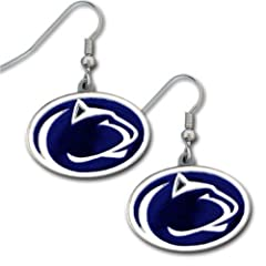 Buy NCAA Penn State Nittany Lions Dangle Earrings by Siskiyou Sports