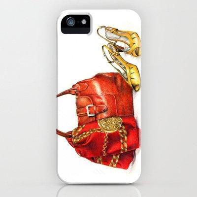 Society6/ソサエティシックス iphone5ケース  バッグ