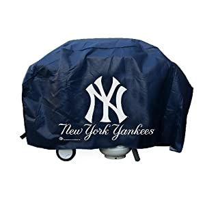 MLB New York Yankees Deluxe Grill Cover by Rico