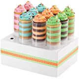 Wilton 415-0644 12-Pack Treat Pops with Stand