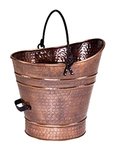 Minuteman International C-85 Coal Hod / Pellet Bucket, Small
