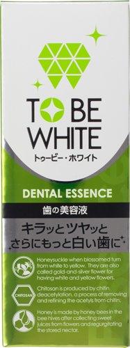 トゥービー・ホワイト エッセンス 5ml+歯ブラシ