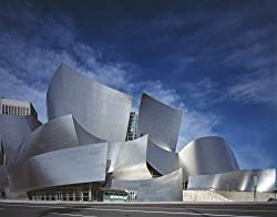 Amazing Walt Disney Concert Hall in Los Angeles - Striking Photographic Print by Carol M. Highsmith