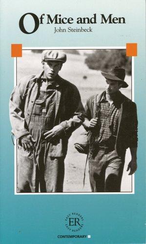 Buchseite und Rezensionen zu 'Of Mice and Men' von John Steinbeck