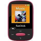 SanDisk Clip Sport 8GB MP3 Player Pink