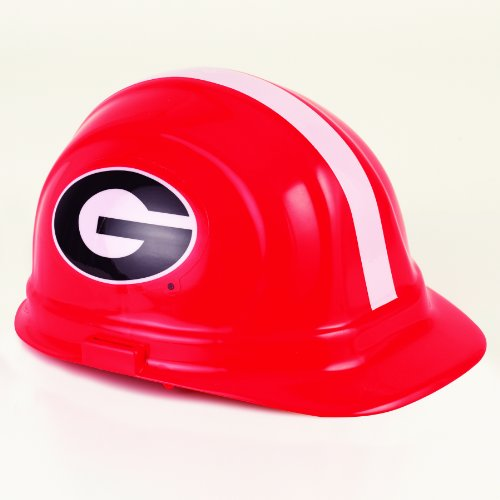 NCAA Georgia Bulldogs Hard Hat at Amazon.com