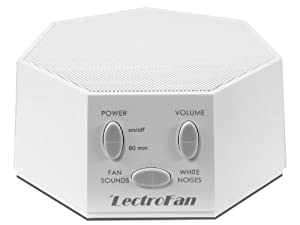 LectroFan - Fan Sound and White Noise Machine