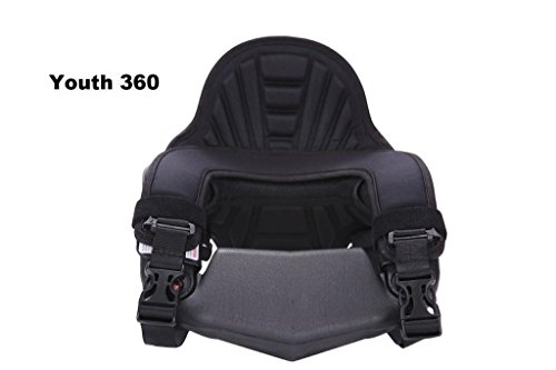 GO KART RACING NECK SUPPORT COLLAR BRACE - TEAM VALHALLA 360 PLUS DEVICE YOUTH (Go Kart Protection compare prices)