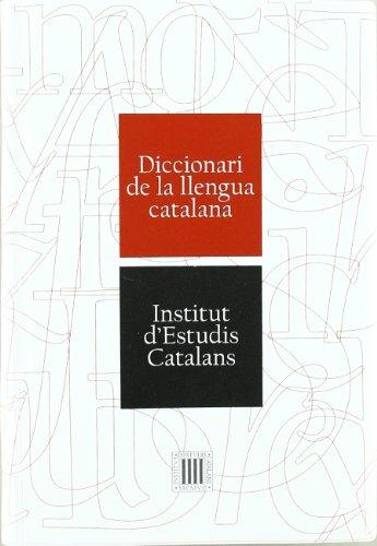 Diccionari de la Llengua Catalana: Diccionari de l'Institut d'Estudis Català DIEC-Llibreries (Diccionaris)