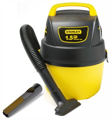Stanley sl18125p 1 1 gallon 1 5 peak portable poly series for Pm stanley motor cars