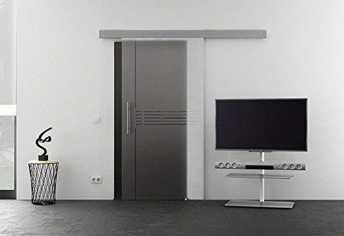 Dorma LEVIDOR Glasschiebetür »Eco Idea« mit Stangengriff 90 cm, Stange