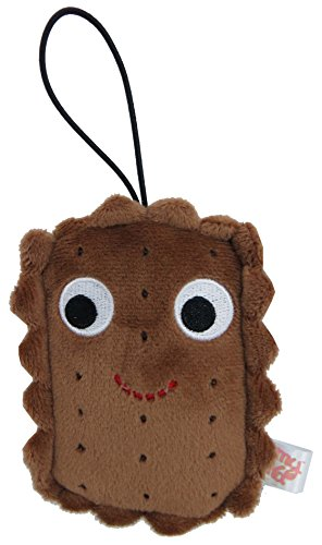 "Yummy World Small 4"" Sandy Ice Cream Sandwich Designer Plush - 1"