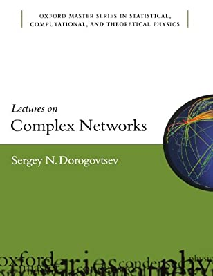 Lectures on Complex Networks (Oxford Master Series in Physics)