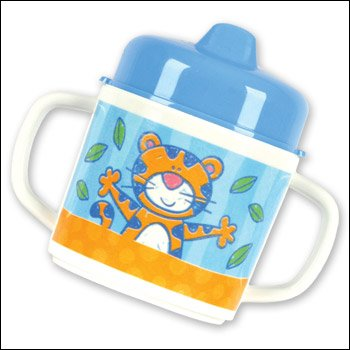 Tiger Sippy Cup by Stephen Joseph - SJ9885 - 1