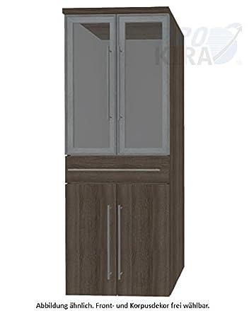 Crescendo Puris (HNA056B7M Bathroom High Cabinet 60 CM