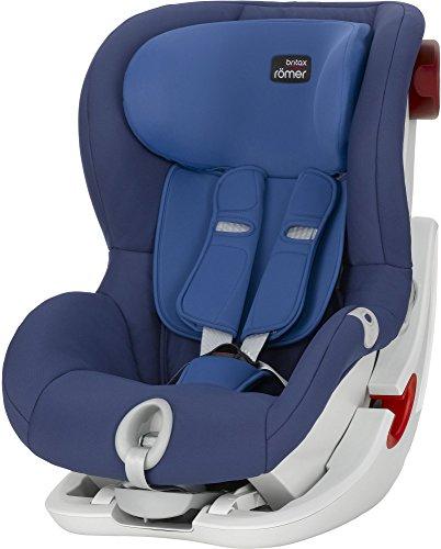 Römer, Seggiolino da auto per bambini, modello King II, Blu (blau), Gruppo 1 (9-18 kg)