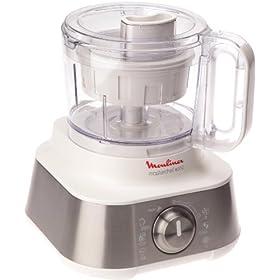 Moulinex fp658 masterchef 8000 silver robot da cucina - Robot da cucina masterchef ...