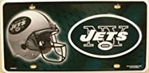 NY Jets License Plate