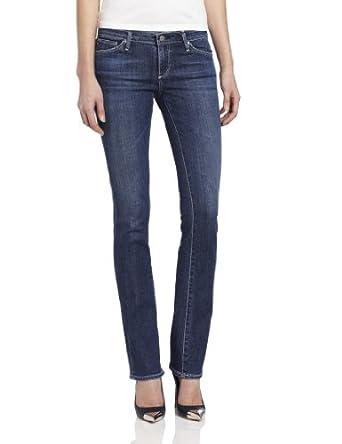 AG Adriano Goldschmied Women's Ballad Slim Boot Jean, Melody, 24