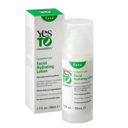 Yes To Cucumbers Complete Care Hydrating Facial Lotion – 1.7 oz.