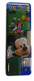 Mickey and Friends Deluxe Pencil Box - Mickey Mouse ClubHouse Pencil Case