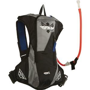Fly Racing H2 Helmet Hands-Free Harness Pack - Black