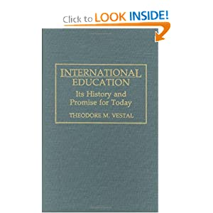 International Education: Its History and Promise for Today