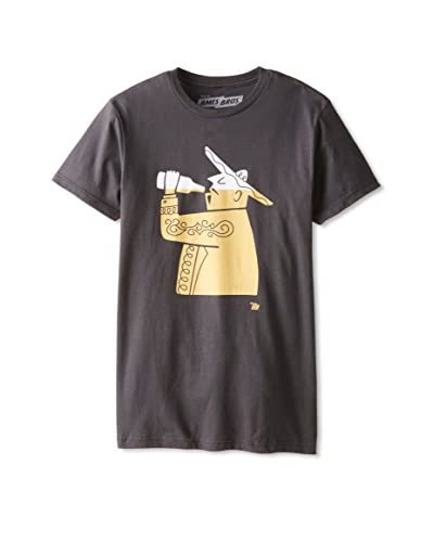 Ames Bros Men's Cerveza Short Sleeve T-Shirt