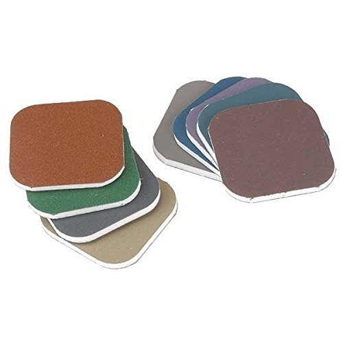 MICRO MESH SOFT TOUCH SANDING PADS (Resin Polishing Kit compare prices)