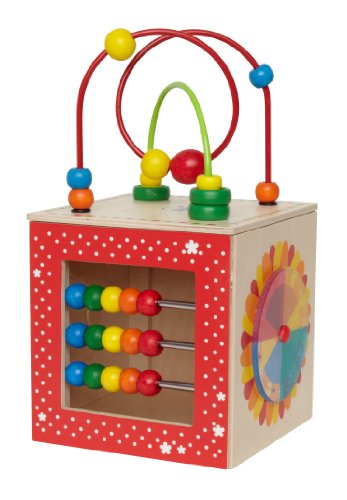 Hape Discovery Box Baby Toy