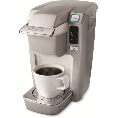 Keurig Mini B31 Plus Platinum Coffee Maker front-55479