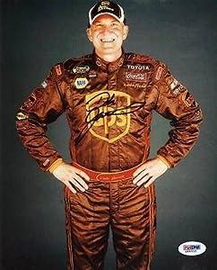 Signed Dale Jarrett Picture - 8x10 #l66510 - PSA DNA Certified - Autographed NASCAR... by Sports Memorabilia