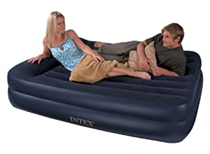 Queen Vinyl Air Bed Air Mattress Inflatable cm Free Shipping