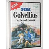 Golvellius Valley of Doom - Sega Master System