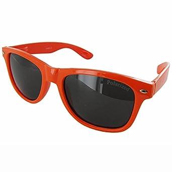 872b5a14a6 Polarized Eyewear Shiny Wayfarer Style Sunglasses Various Colors