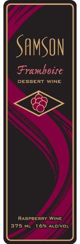 Nv Samson Estates Winery Framboise 375 Ml