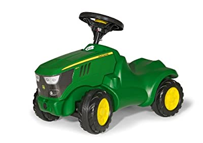 Rolly Toys John Deere 6150r Mini Trac
